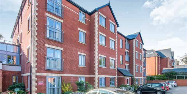 Asking Price £180,000, 1 Bedroom Flat For Sale in Exmouth, EX8