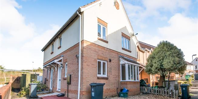 Offers Over £165,000, 2 Bedroom Terraced House For Sale in Exmouth, EX8