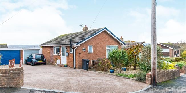 Asking Price £290,000, 3 Bedroom Detached Bungalow For Sale in Exmouth, EX8