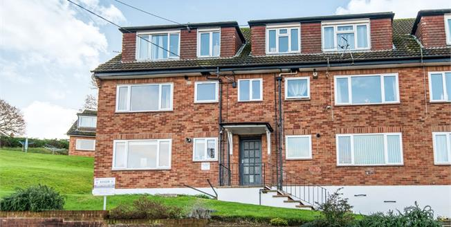 Asking Price £135,000, 2 Bedroom Flat For Sale in Exmouth, EX8
