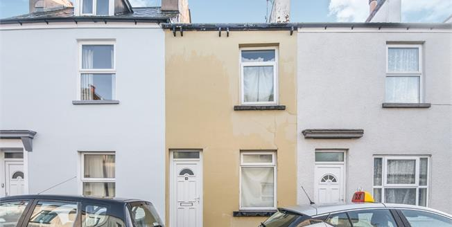 Offers Over £160,000, 2 Bedroom Terraced House For Sale in Exmouth, EX8