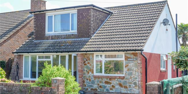 Asking Price £325,000, 4 Bedroom Detached Bungalow For Sale in Exmouth, EX8