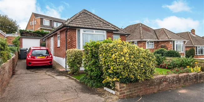 Offers Over £250,000, 2 Bedroom Detached Bungalow For Sale in Exmouth, EX8