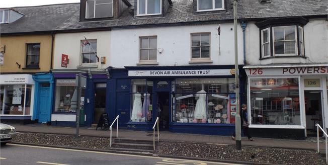 £207,000, 3 Bedroom Terraced Maisonette For Sale in Devon, EX14