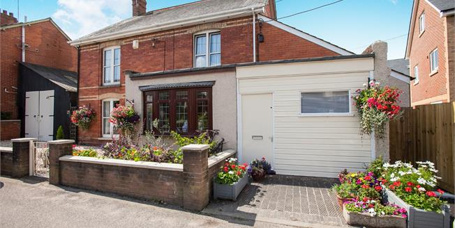 £365,000, 3 Bedroom For Sale in Hemyock, EX15