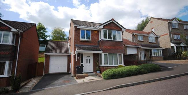Guide Price £275,000, 3 Bedroom Detached House For Sale in Ottery St. Mary, EX11
