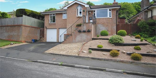 Asking Price £285,000, 3 Bedroom Detached Bungalow For Sale in Honiton, EX14