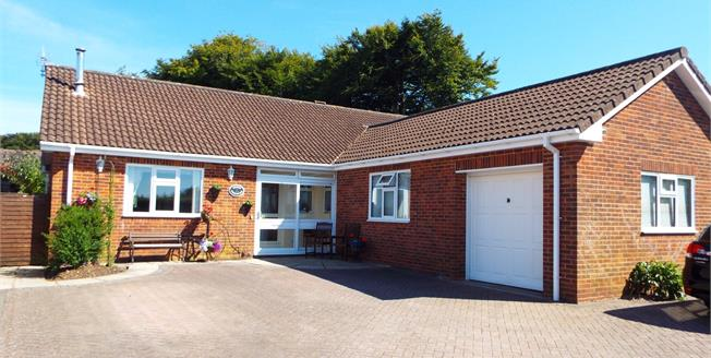 Asking Price £385,000, 3 Bedroom Detached Bungalow For Sale in Dunkeswell, EX14