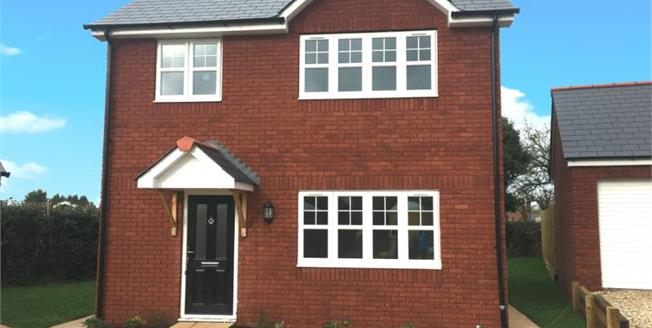 £325,000, 4 Bedroom Detached House For Sale in Feniton, EX14