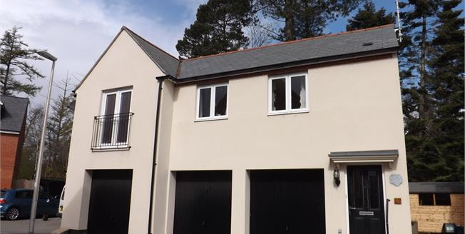 Offers in excess of £160,000, 2 Bedroom Maisonette For Sale in Bovey Tracey, TQ13