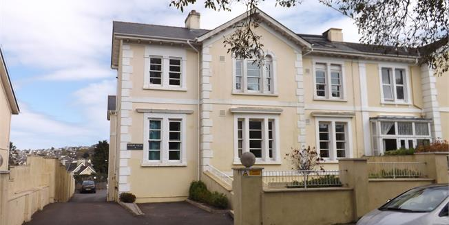 Offers in excess of £140,000, 2 Bedroom Flat For Sale in Devon, TQ12