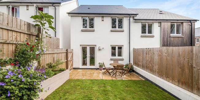 Offers in excess of £230,000, 3 Bedroom Semi Detached House For Sale in Ogwell, TQ12