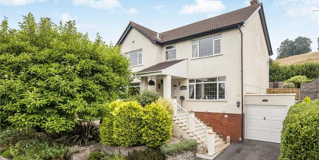 Offers in excess of £400,000, 4 Bedroom Detached House For Sale in Newton Abbot, TQ12