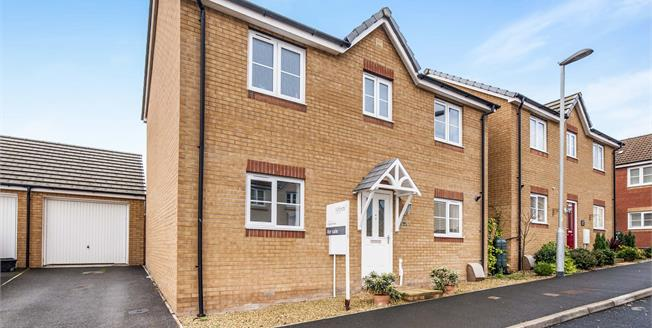 Offers in excess of £230,000, 3 Bedroom Detached House For Sale in Newton Abbot, TQ12