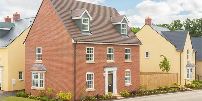 £425,000, 5 Bedroom Detached House For Sale in Pinhoe, EX1