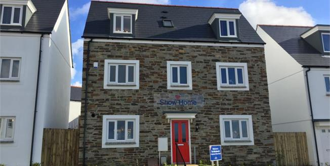 Asking Price £289,950, 4 Bedroom Detached House For Sale in Bodmin, PL31
