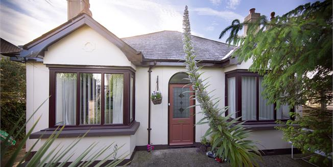 Asking Price £220,000, 2 Bedroom Detached Bungalow For Sale in Brixham, TQ5