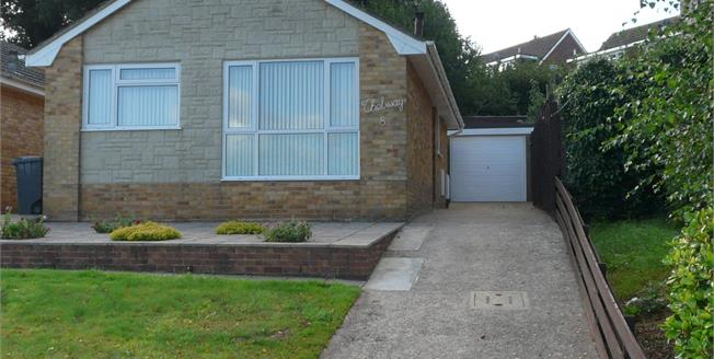 Asking Price £210,000, 2 Bedroom Detached Bungalow For Sale in Paignton, TQ4