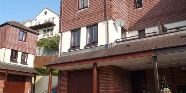 Asking Price £210,000, 4 Bedroom End of Terrace House For Sale in Paignton, TQ3