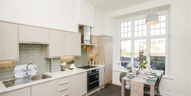 £160,000, 2 Bedroom Flat For Sale in Totnes Road, TQ4