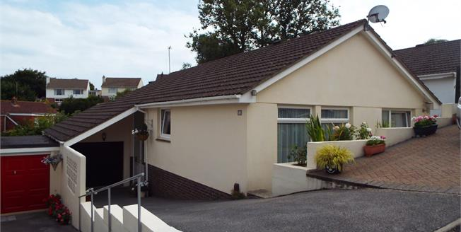 Asking Price £229,950, 4 Bedroom Detached House For Sale in Torquay, TQ2
