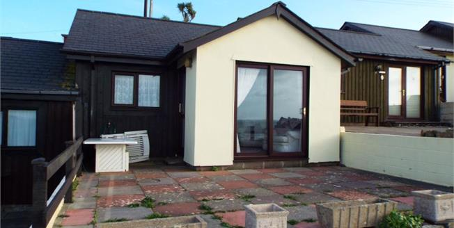 Guide Price £140,000, 2 Bedroom Terraced Bungalow For Sale in Plymstock, PL9