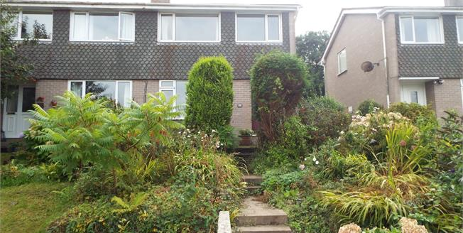 Asking Price £225,000, 3 Bedroom Semi Detached House For Sale in Wembury, PL9