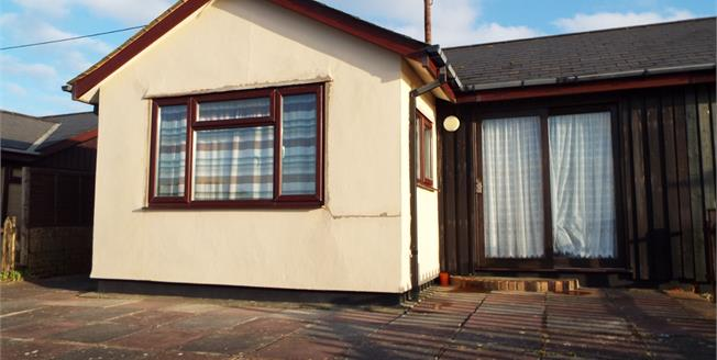Asking Price £135,000, 2 Bedroom End of Terrace Bungalow For Sale in Plymouth, PL9