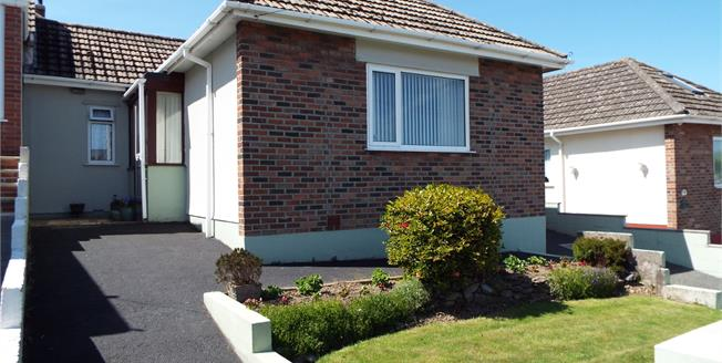 Asking Price £177,500, 2 Bedroom Semi Detached Bungalow For Sale in Plymouth, PL9