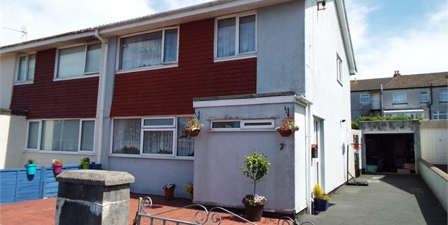 Asking Price £220,000, 3 Bedroom Semi Detached House For Sale in Plymstock, PL9