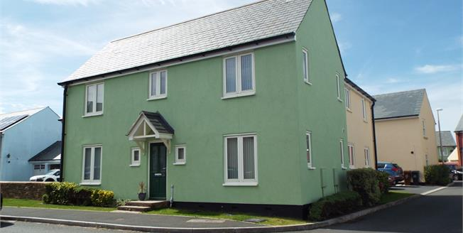 Asking Price £330,000, 4 Bedroom Detached House For Sale in Plymouth, PL9