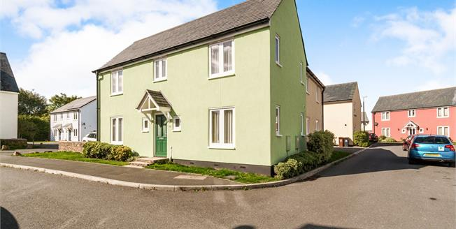 Offers Over £313,000, 4 Bedroom Detached House For Sale in Plymouth, PL9