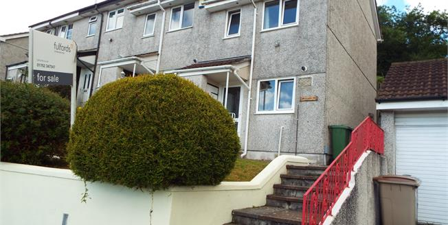 Offers Over £140,000, 2 Bedroom End of Terrace House For Sale in Plymouth, PL7