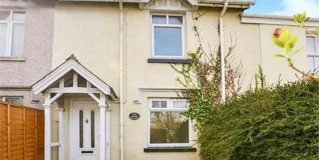 Offers Over £160,000, 2 Bedroom Terraced Cottage For Sale in Plymouth, PL7