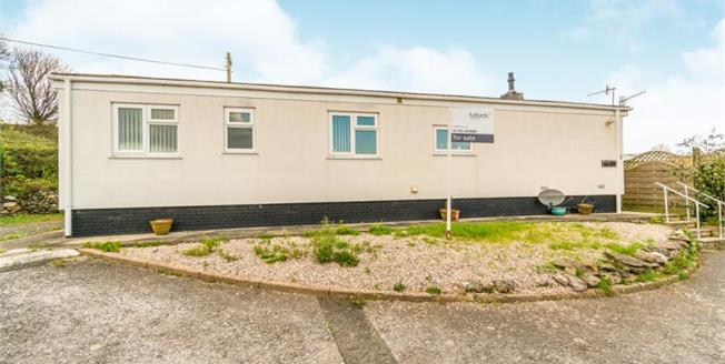 Guide Price £90,000, 2 Bedroom Detached Bungalow For Sale in Plympton, PL7