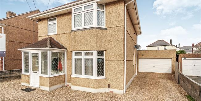 Offers Over £350,000, 3 Bedroom Detached House For Sale in Plymouth, PL9