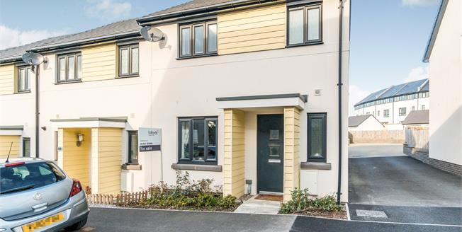 Offers in excess of £220,000, 3 Bedroom End of Terrace House For Sale in Plymouth, PL9