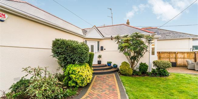Asking Price £260,000, 2 Bedroom Detached Bungalow For Sale in Plymouth, PL9