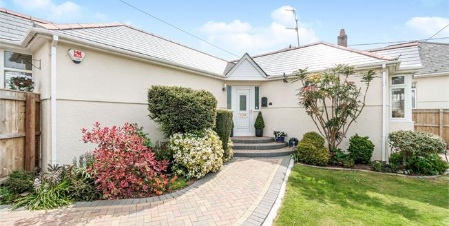 Offers in excess of £250,000, 2 Bedroom Detached Bungalow For Sale in Plymouth, PL9