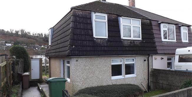 Offers Over £160,000, 3 Bedroom Semi Detached House For Sale in Plymouth, PL7