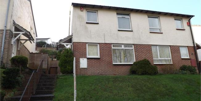 Offers Over £205,000, 3 Bedroom Semi Detached House For Sale in Plymouth, PL9