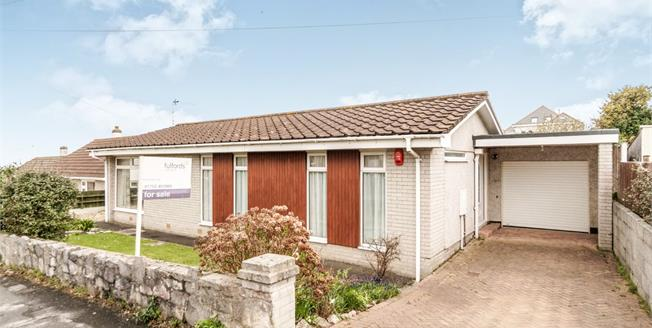 Offers Over £325,000, 3 Bedroom Detached Bungalow For Sale in Wembury, PL9