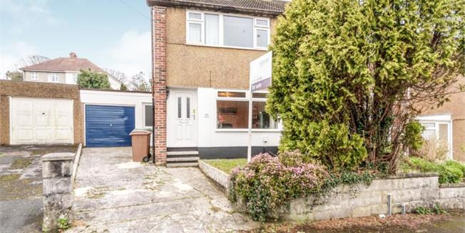 Offers Over £200,000, 3 Bedroom Semi Detached House For Sale in Plymouth, PL9