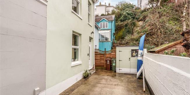 Guide Price £210,000, 2 Bedroom End of Terrace House For Sale in Plymouth, PL9