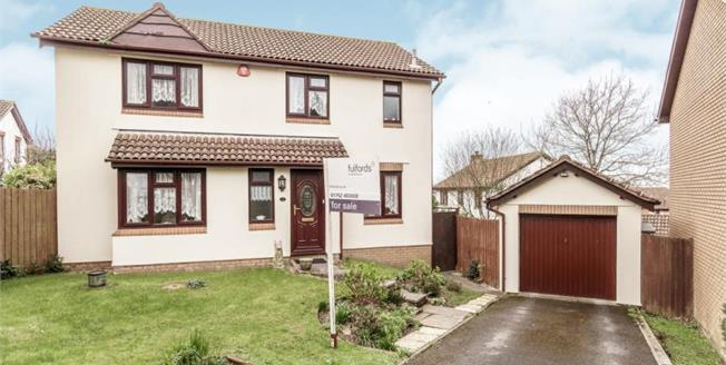 Offers in excess of £320,000, 4 Bedroom Detached House For Sale in Plymouth, PL7