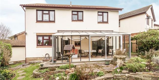 Guide Price £315,000, 4 Bedroom Detached House For Sale in Plymouth, PL7