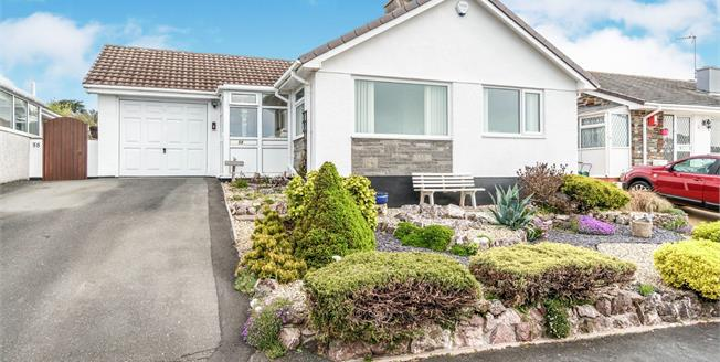 Asking Price £350,000, 3 Bedroom Detached Bungalow For Sale in Heybrook Bay, PL9