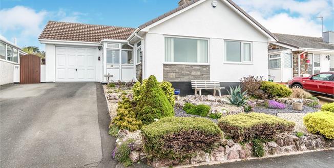 Asking Price £365,000, 3 Bedroom Detached Bungalow For Sale in Heybrook Bay, PL9