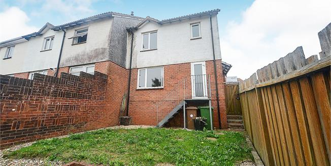 Offers Over £145,000, 2 Bedroom Terraced House For Sale in Plymouth, PL9