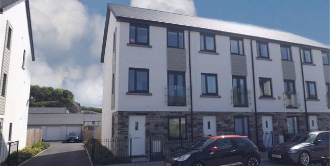 Asking Price £225,995, 3 Bedroom End of Terrace House For Sale in Plymouth, PL9